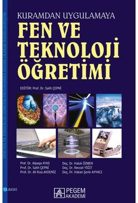 Fen Ve Teknoloji Öğretimi (Kuramdan Uygulamaya)