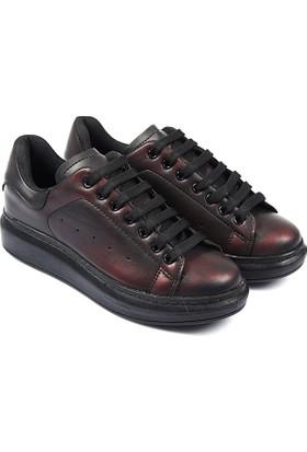 Gön Kadın Ayakkabı Bordo 33977