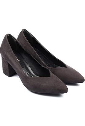 Gön Kadın Ayakkabı Gri 33772