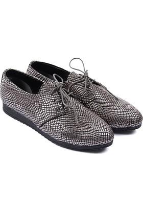 Gön Kadın Ayakkabı Gümüş 33233