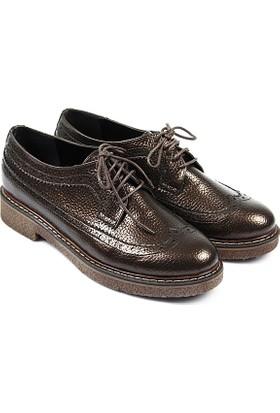 Gön Kadın Ayakkabı Kahverengi 33801
