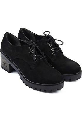 Gön Kadın Ayakkabı Siyah 40106