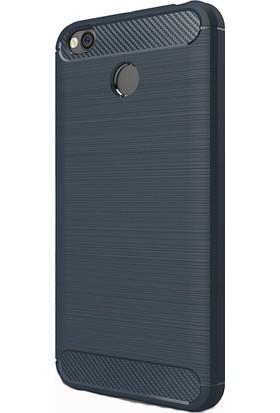 KNY Xiaomi Redmi 4X Kılıf Ultra Korumalı Room Silikon+Cam