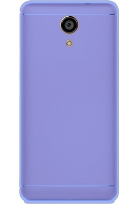 KNY CAsper Via M3 Kılıf Ultra İnce Şeffaf Silicon+Cam