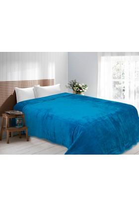 Homedebleu Soft Plain Battaniye 180x220 Cm