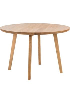 Masif Yemek Masası Circle