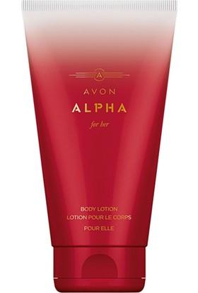 Avon Alpha Kadın Vücut Losyonu 150 Ml.