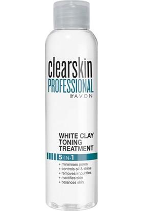 Avon Clearskin Professional Beyaz Kil İçeren Tonik 100 Ml.