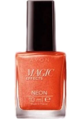 Avon Magic Effect Neon Orange Blaze 10 Ml.