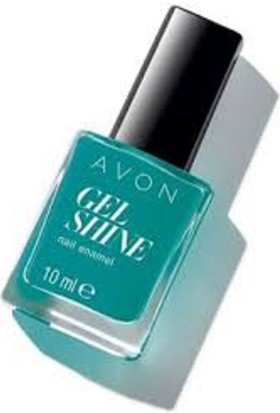 Avon Gel Shine Oje 10 Ml. Emerald City