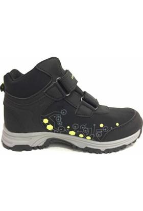 Lumberjack Spago-Siy Hı Çocuk Günlük Ayakkabı