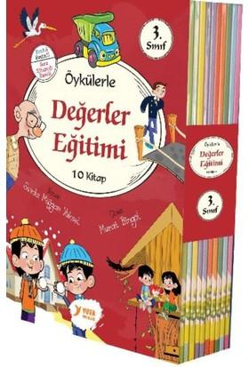 Öykülerle Değerler Eğitimi 10 Kitap (3. Sınıflar İçin)