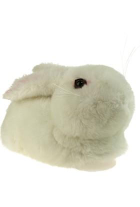 Twigy L0521 Tw Zulu Tavşan Beyaz Kadın Panduf