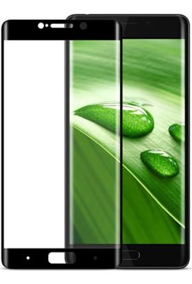 Microsonic Xiaomi Mi Note 2 Tam Kaplayan Temperli Cam Ekran koruyucu Film Siyah