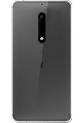 Microsonic Nokia 5 Kılıf Transparent Soft