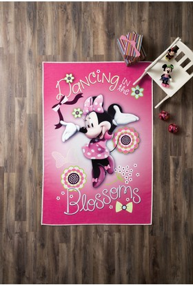 No Name Disney Minnie Blossoms Halı