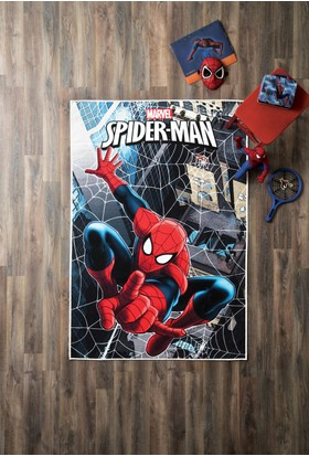 No Name Spiderman Skyscaper Halı