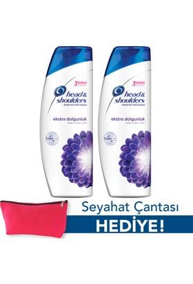 Head & Shoulders Şampuan Ekstra Dolgunluk 2 x 550 ml