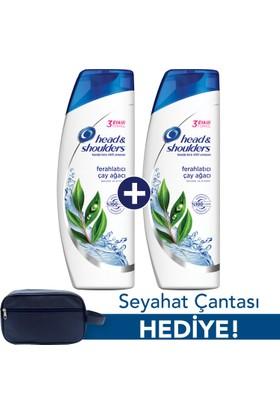 Head & Shoulders Şampuan Ferahlatıcı Çay Ağacı 2 x 550 ml
