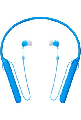 Sony WI-C400L Bluetooth Kulaklık - Mavi