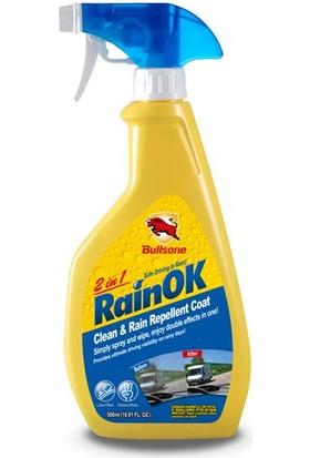 Bullsone RainOK Cam Temizleyici & Yağmur Kaydırıcı 2'si 1 Arada