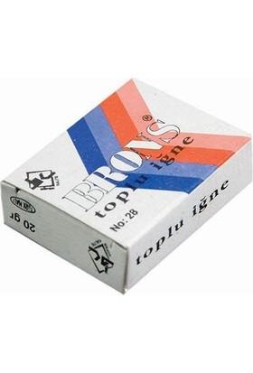 Brons® Toplu İğne 28 Mm - 20 Gr Paket