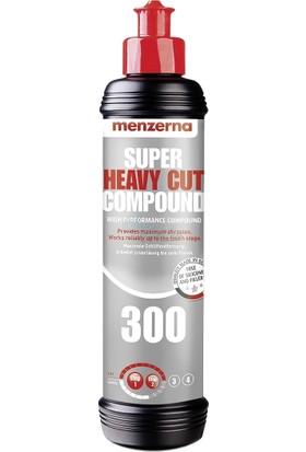 Menzerna Super Heavy Cut Compound 300 Ağır Çizik Giderici Pasta 250Gr