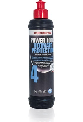 Menzerna Power Lock Ultimate Protection Üstün Boya Koruma 250Ml