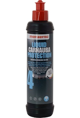 Menzerna Liquid Carnauba Protection Carnauba Boya Koruma 250Ml.