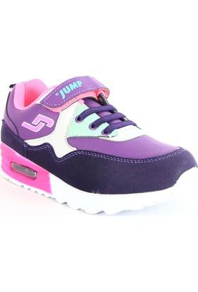Jump 14132 Çocuk Airmax Spor Ayakkabı 31-35 Mor