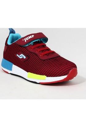 Jump 15689 Çocuk Spor Ayakkabı Kırmızı