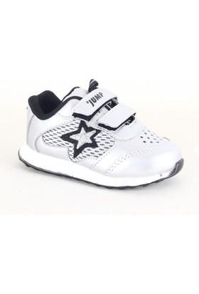 Jump 16793 Çocuk Spor Ayakkabı Gümüş