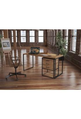 Endustriyel Mobilya Funda Çalışma Masası 150 cm
