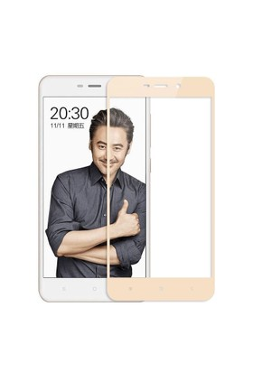 Teleplus Xiaomi Redmi 4A Tam Kapatan Cam Ekran Koruyucu