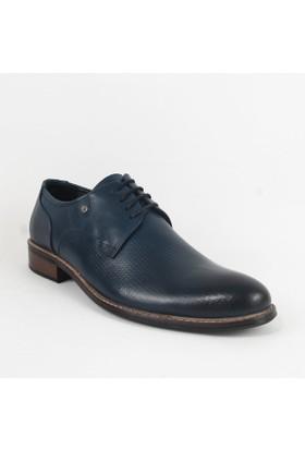 Armanc 356 Erkek Bağcıklı Klasik Ayakkabı Lacivert