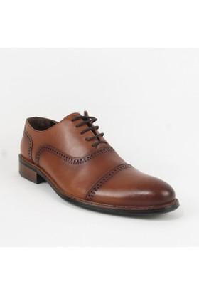 Armanc 358 Erkek Bağcıklı Klasik Ayakkabı Taba