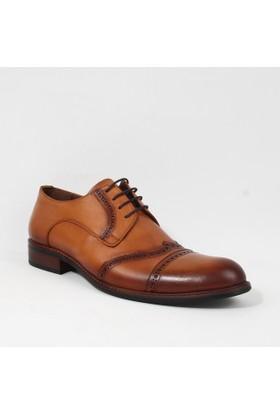 Armanc 367 Erkek Bağcıklı Klasik Ayakkabı Taba