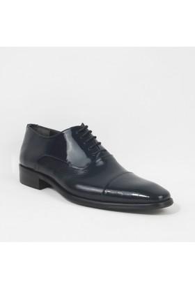 Armanc 370 Erkek Bağcıklı Klasik Ayakkabı Lacivert