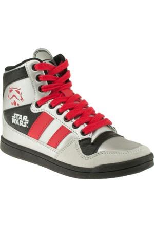 Star Wars Tantum Bağlı Gümüş Çocuk Ayakkabı