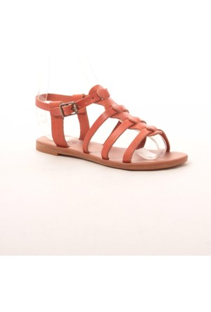 Gio&Mi Hs-28 Turuncu Sandalet