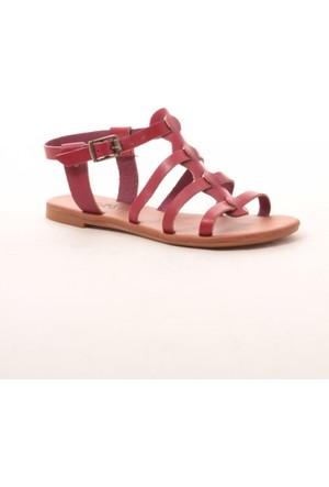Gio&Mi Hs-28 Bordo Sandalet