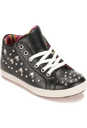 Polaris 52.505609.F Siyah Kız Çocuk Ayakkabı