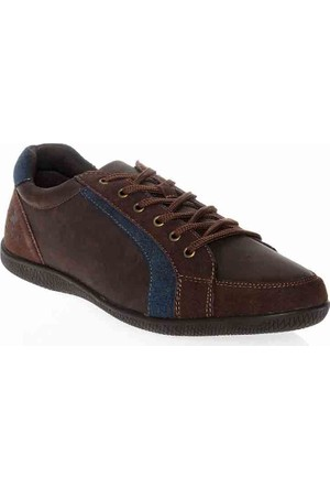 Best Club Erkek Ayakkabı Kahverengi-Kahverengi-Lacivert