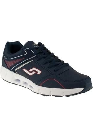 Jump 13734 Bağlı Casual Lacivert Unisex Ayakkabı