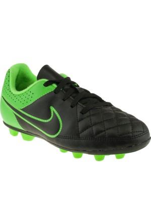 Nike 631286 Jr Tiempo Rio Ii Fg-r Siyah Çocuk Spor Ayakkabı