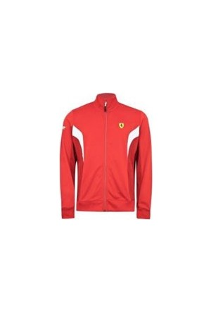 Puma Sf Track Jacket Rosso Corsa