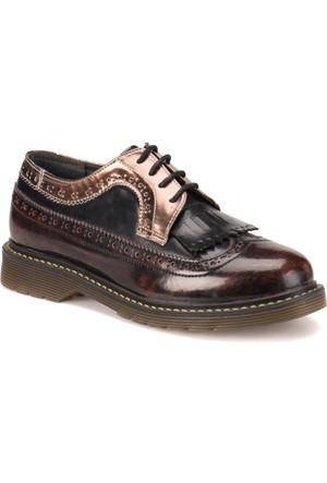 Butigo A3161106 Bordo Kadın Ayakkabı
