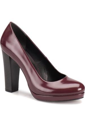 Butigo A4161041 Bordo Kadın Ayakkabı