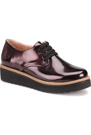 Butigo A3161098 Bordo Kadın Ayakkabı