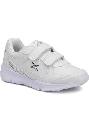 Kinetix 1315186 Beyaz Kadın Koşu Ayakkabısı